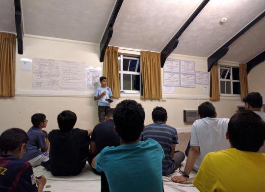 camp coej day 6