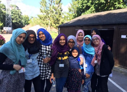 camp coej girls day 7