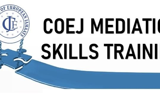 Mediation Skills Training Poster-website featured image