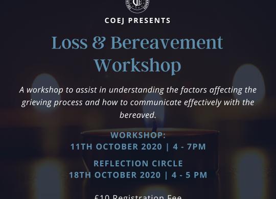 Loss and Bereavement OCT IG-2